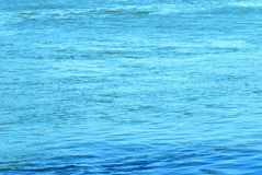 Background of deep blue water Stock Photography