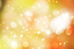 Background of defocused glittering lights. Stock Photo
