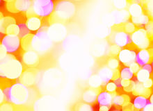 Background of defocused lights Stock Photos