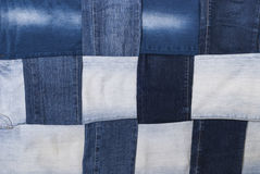 Background denim pants Royalty Free Stock Photography