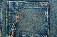 Background of denim texture Royalty Free Stock Photo