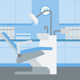 Background of dentist office. Stock Image