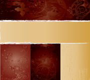 Background Design. A Ripped and Textured Background Design Royalty Free Stock Images