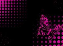 Background for design. Abstract floral pink background for design Vector Illustration