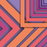 Background design. Abstract and Colorfull illustration Stock Photo
