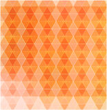 Background design, abstract orange backdrop Royalty Free Stock Image
