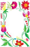 Background. Design of a beautiful flower pattern. Background. Design of a beautiful flower pattern Royalty Free Stock Images