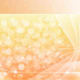 Background Design For Christmas. Bokeh Light  Background Design For Christmas Season Royalty Free Stock Photos