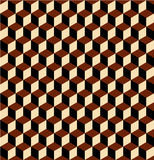 Background design covered by a lots of cubes. Seamless pattern.Background design covered by a lots of cubes Royalty Free Stock Images