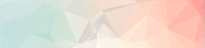 Background design Geometric background in Origami style and abst. Ract mosaic with gradient fill Color . rectangle Royalty Free Stock Photos