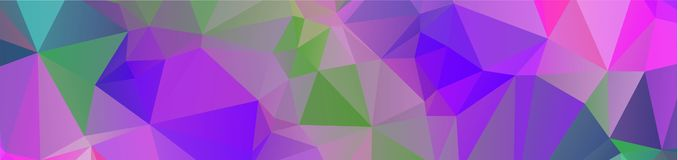 Background design Geometric background in Origami style and abstract mosaic with gradient fill Color . rectangle. Eps.10 vector illustration