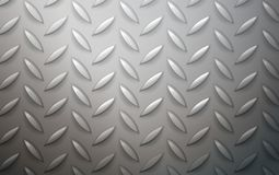 Background design with gray metalic color Royalty Free Stock Photos