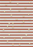Background design and textile pattern. Can be used by many companies Stock Images