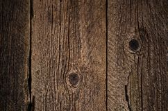Texture of old wood Stock Image
