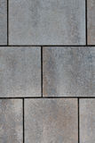 Background design tiles. Elements of a concrete wall as detail Royalty Free Stock Photo
