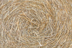 Background with detail of roll of straw royalty free stock photos