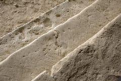 Background of diagonal stone steps Royalty Free Stock Image