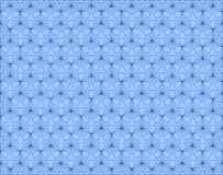 Background Diamond Indigo fabric pattern. Cloth Royalty Free Illustration