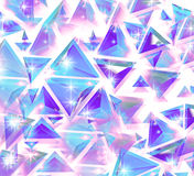 Background diamonds. Abstract jewelry background. background diamonds Stock Image