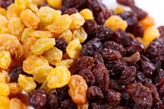 Background from different  sultanas Royalty Free Stock Photos