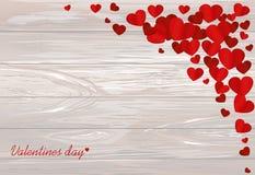 background dim heart hearts images Κάρτα για την ημέρα βαλεντίνων ` s Κενό διάστημα για το σας απεικόνιση αποθεμάτων