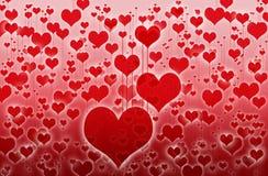 background dim heart hearts images Στοκ εικόνα με δικαίωμα ελεύθερης χρήσης