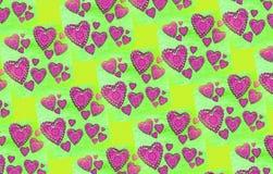 background dim heart hearts images Στοκ Εικόνα