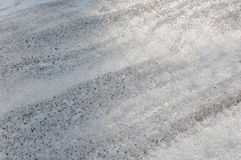 Background of the dirty snow Royalty Free Stock Images