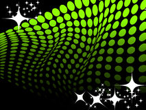 background disco Στοκ εικόνες με δικαίωμα ελεύθερης χρήσης