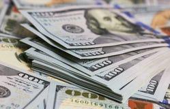 Background dollar bills close up Royalty Free Stock Photo