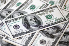 Background dollars Royalty Free Stock Photo