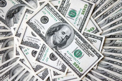 Background dollars Stock Photo
