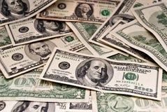 Background of dollars Stock Photo