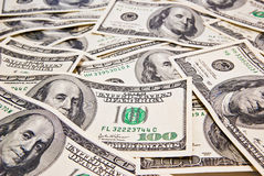 Background of dollars Stock Images