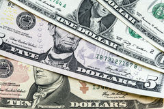 background dollars Стоковые Изображения