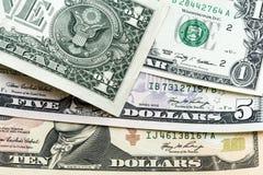 background dollars Стоковое Изображение