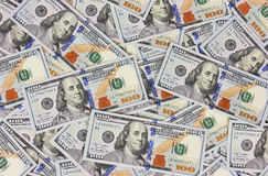 Background dollars Stock Images