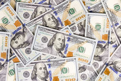 Background Dollars Royalty Free Stock Images