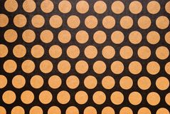 Background with dots. A background with circle dots Stock Photos