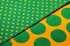 Background of dots Stock Photo