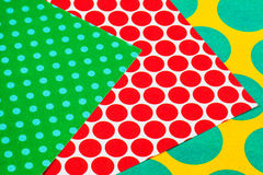 Background of dots Royalty Free Stock Images