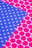 Background of dots Royalty Free Stock Photography