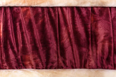 Background with a drapery Royalty Free Stock Photos