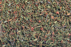 Background of dried herb Royalty Free Stock Images