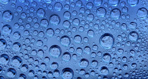 Background Drops Stock Photography