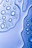 background drops water Στοκ φωτογραφίες με δικαίωμα ελεύθερης χρήσης
