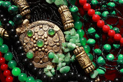 Background-east ornaments Stock Photography