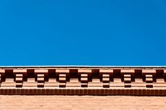 Background Eaves Royalty Free Stock Photo