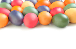 Background with eggs Royalty Free Stock Image