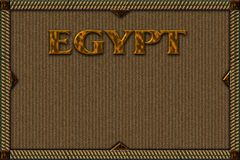 Background for Egypt Stock Images